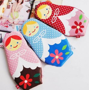 doll pencil case