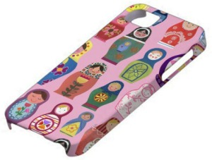 iphone doll case