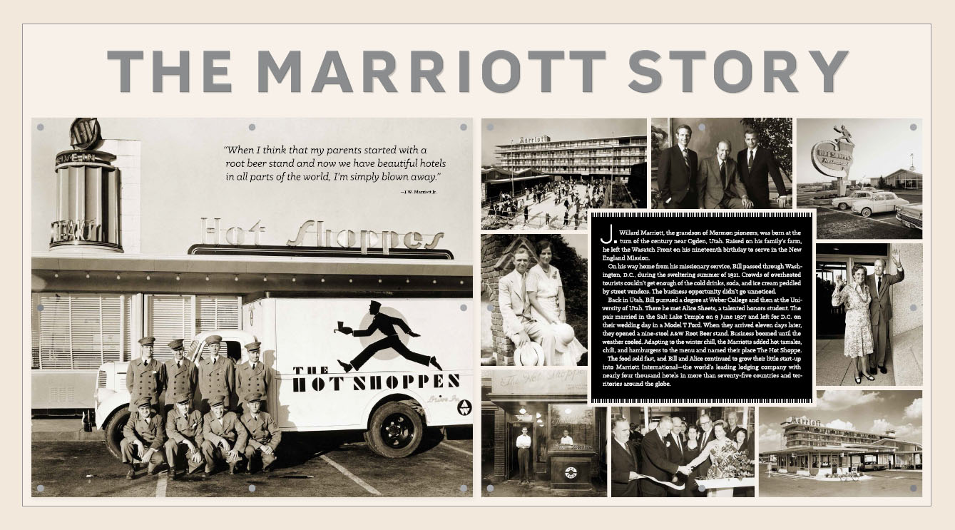 marriott history Mar dividend history & description — marriott international, inc marriott international is an operator, franchisor, and licensor of hotels and timeshare properties under.