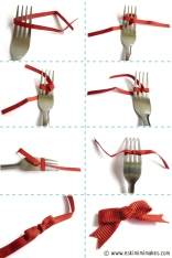 http://www.eskimimimakes.com/2012/03/fork-bows-how-to-tie-bow-using-fork.html