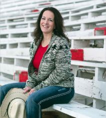 Even with a corporate VP gig, Traci Memmott stays close to her country roots. She leads her global team from afar in rural Utah, where she built an HR system in record time—and revitalized the local rodeo.